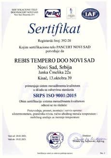 Rebis-tempero-merni-uredjaji-sertifikat-ISO-9001